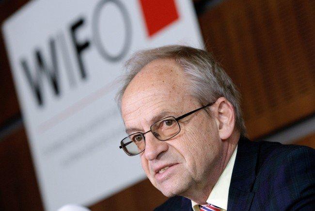 Wifo-Chef Aiginger pflichtet dem Vorschlag von Sebastian Kurz bei