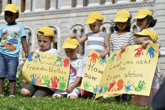 """Das Aus der """"Alt-Wien""""-Kindergärten war die letzten Wochen über ein heißes Thema in der Hauptstadt."""