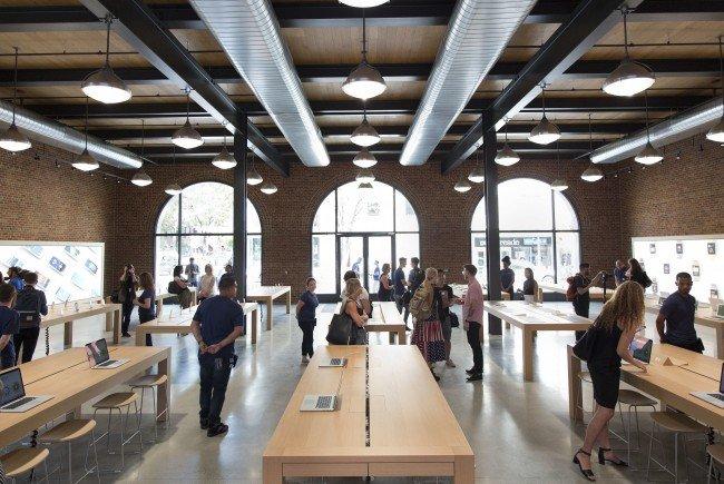Wird auch in Wien bald ein Apple-Shop eröffnet?