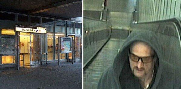 Mann erlitt Bauchstiche in U6-Station Handelskai: Fahndung nach Täter