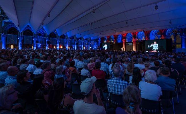 Das Wiener Kabarettfestival war an allen sechs Tagen ausverkauft.