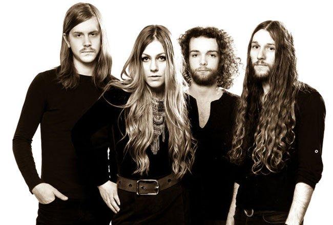 Ganz großer Tipp: Die schwedische Band Blues Pills.