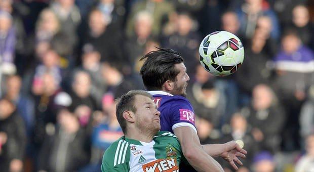 Austria und Rapid stehen sich im Derby gegenüber.