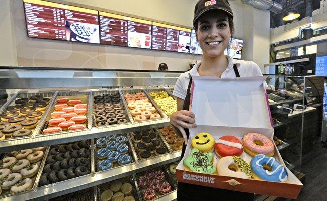 Dunkin' Donuts will in Österreich weitermachen.