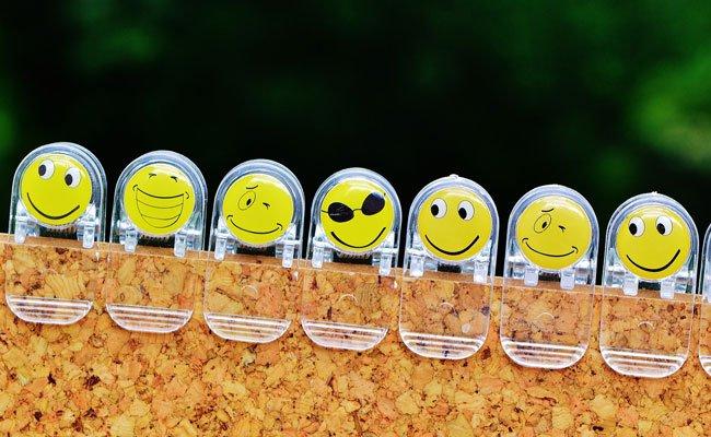 Manche Emojis haben eine andere Beudeutung als gedacht.