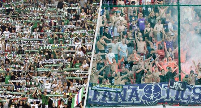 Das sind die EL Play-Off Gegner von Austria und Rapid.