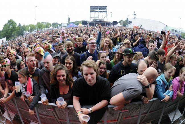 Am Mittwoch startet das Frequency Festival 2016 in St. Pölten.