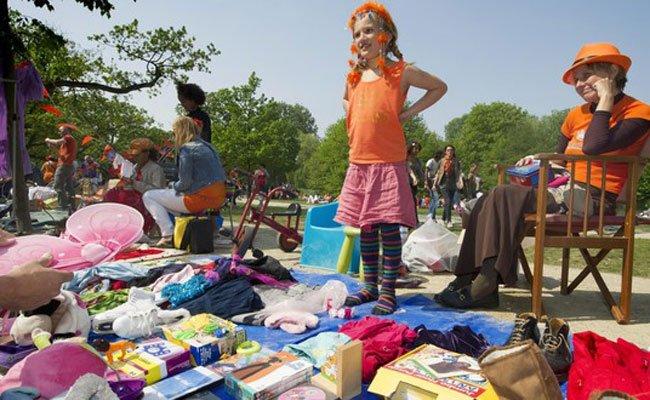 Am 4. August findet in Floridsdorf ein Kinderflohmarkt statt.