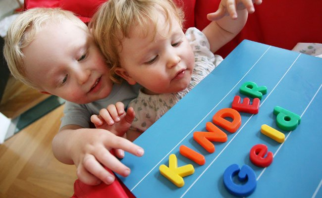 In Wien wurde im Vorjahr das meiste Kinderbetreuungsgeld ausgezahlt.