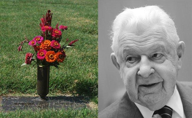 Herbert Krejci ist im Alter von 93 Jahren verstorben.