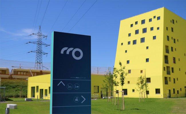 In Liesing wurde der erste Mobility Point für Car- und Bikesharing eröffnet.