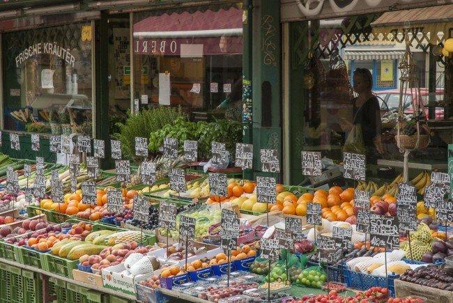 Wien feiert im September 100 Jahre Naschmarkt.