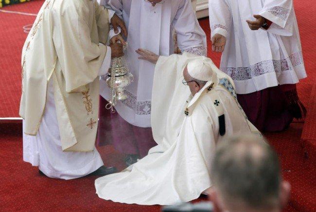 Der Vatikan ist nach wie vor eine Männer-Domäne.