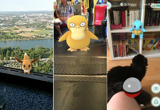 Das sind die besten Pokémon-Bilder der VIENNA.at-User.