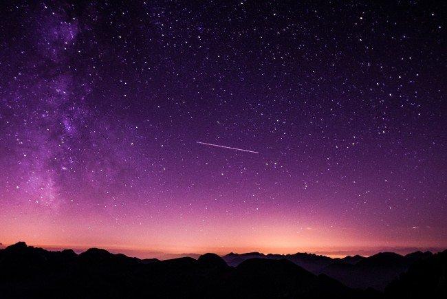 Tipps und Tricks beim Fotografieren von Sternschnuppen.