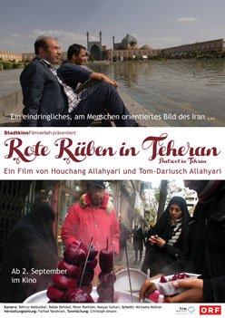 Rote Rüben in Teheran – Trailer und Informationen zum Film