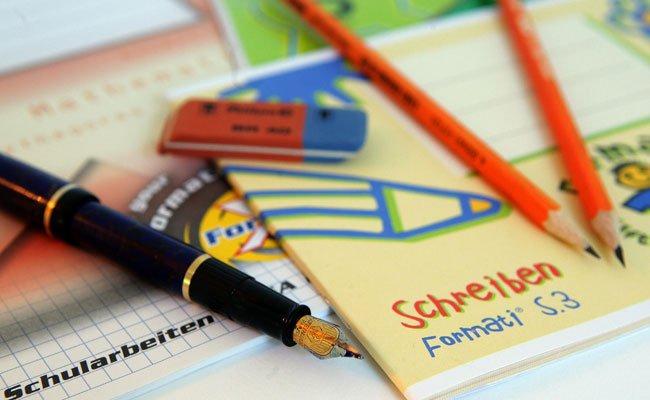 Für viele Eltern wird der Schulbeginn eine teure Angelegenheit.