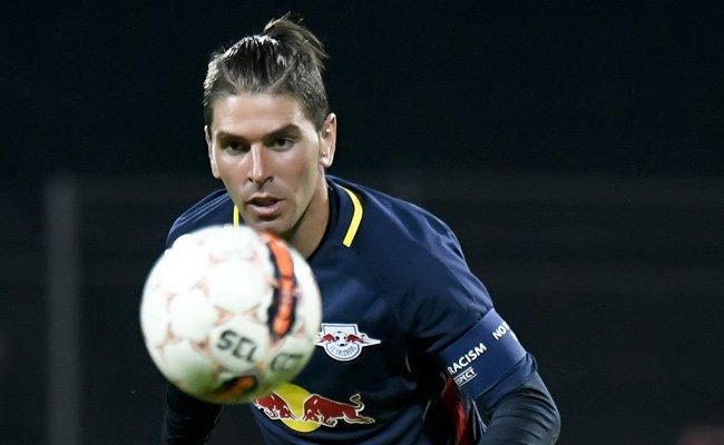 Red-Bull-Salzburg-Kapitän Jonatan Soriano.