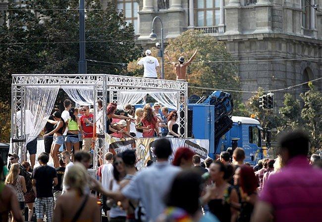 Am 3. September findet die Vienna Street Parade 2016 statt.