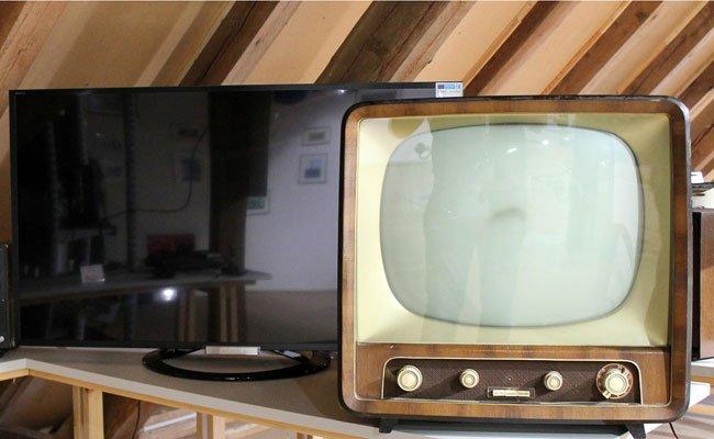 Zu vieles Fernsehen kann zu einer verzerrten Wahrnehmung der Welt führen.