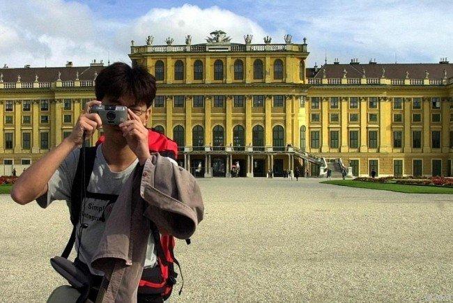Österreich freut sich über die Tourismus-Zahlen.