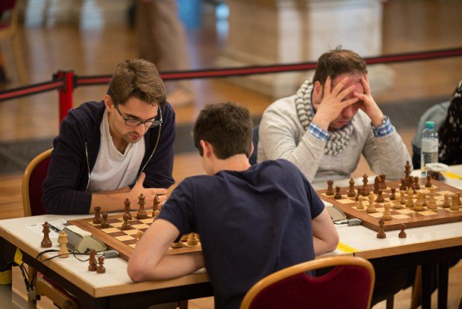 Die Vienna Chess Open finden von 16. bis 23. August im Wiener Rathaus statt.