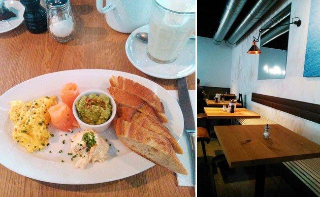 Frühstücken im Waldemar - ein Genuss!