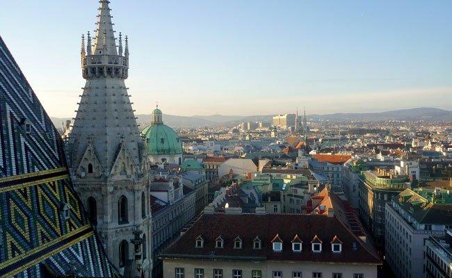 Wien ist die Stadt mit der zweithöchsten Lebensqualität weltweit.