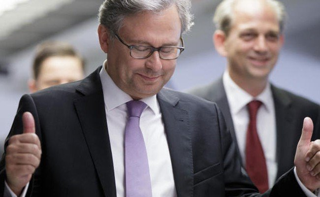 ORF-Chef Alexander Wrabetz wurde wiedergewählt.