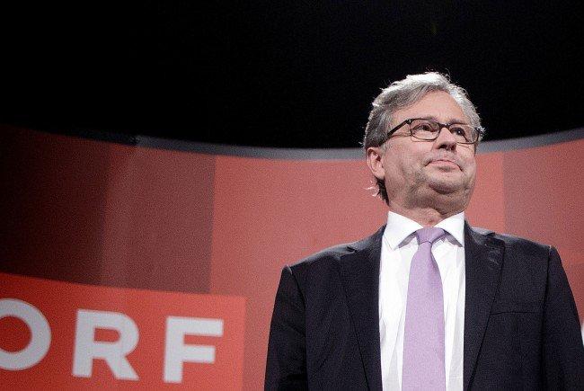 ORF-Chef Alexander Wrabetz setzt sich nun mit Personalia auseinander