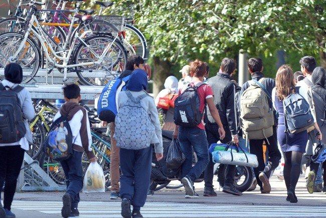 Die Zuwanderung macht den Österreichern große Sorgen, so die Studie.