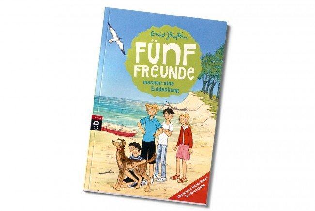 Ab 2. September gibt es bei McDonald's Österreich wieder je vier neue, spannende Kinderbücher und Spiele zum Happy Meal.