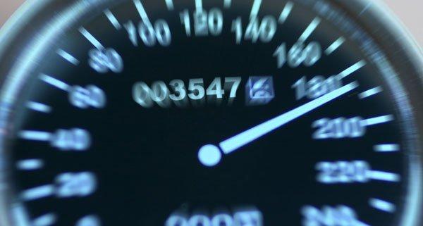 Zwei Wiener rasten mit 191 km/h über die Westautobahn.