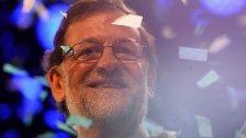 Wahlen in Spanien mit Rückenwind für Rajoy
