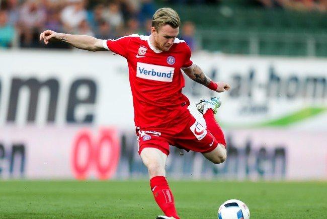 LIVE-Ticker zum Spiel FK Austria Wien gegen WAC ab 18.30 Uhr.