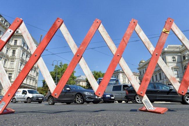 Einmal mehr wird es in der Wiener Innenstadt Sperren wegen einer Großdemo geben.