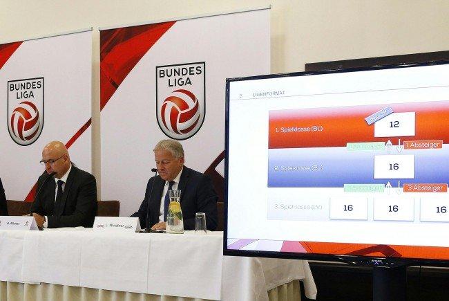Die Ligenreform in der Österreichischen Bundesliga wurde beschlossen.