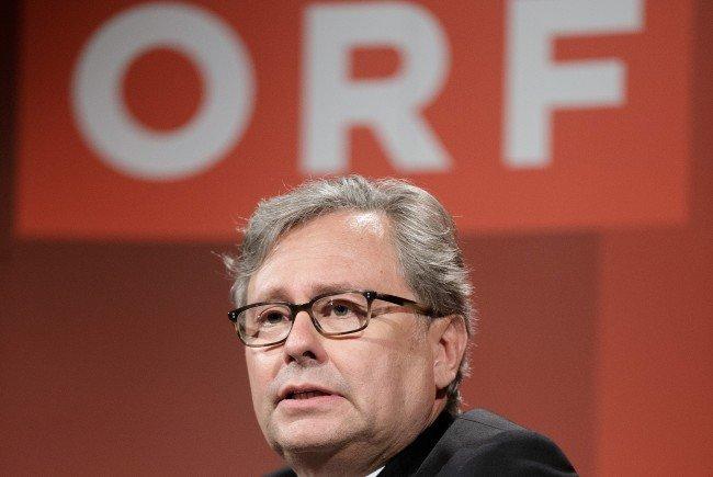 """Die ÖVP will die """"Monopolstellung des ORF hinterfragen""""."""