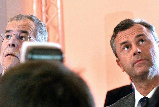 Die BP-Kandidaten melden sich zur Wahlkarten-Problematik zu Wort