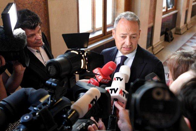Andreas Schieder meint, die SPÖ-Wähler seien zuhause geblieben.