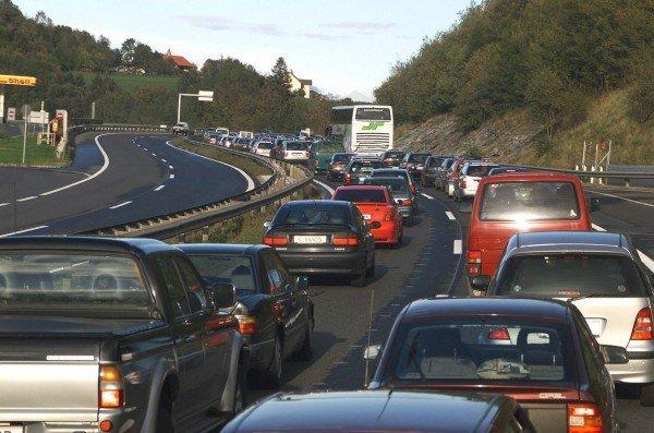 Zwei Stunden lang war die A4 komplett gesperrt.