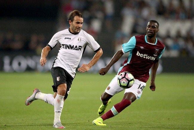 Astra Giurgiu schaltete im Europa-League-Playoff völlig unerwartet West Ham Unitd aus England aus.