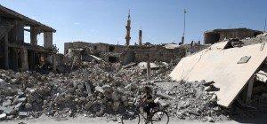 Syrische Armee besetzte SOS-Kinderdorf Damaskus