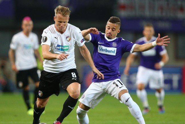 Das Spiel Austria Wien gegen Viktoria Pilsen ging 0:0 aus.