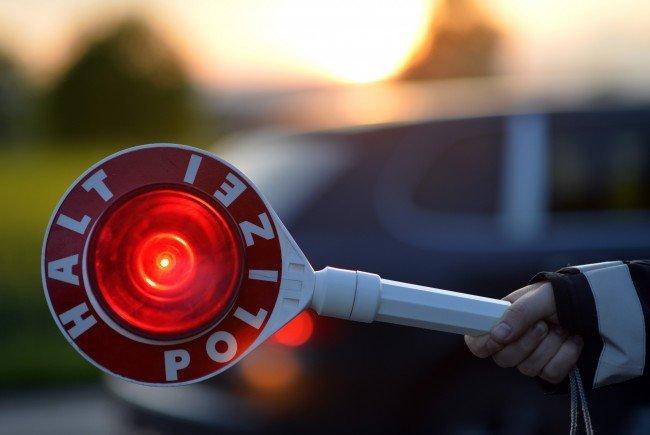 Ein Wiener wurde auf der A4 als Geisterfahrer gestoppt