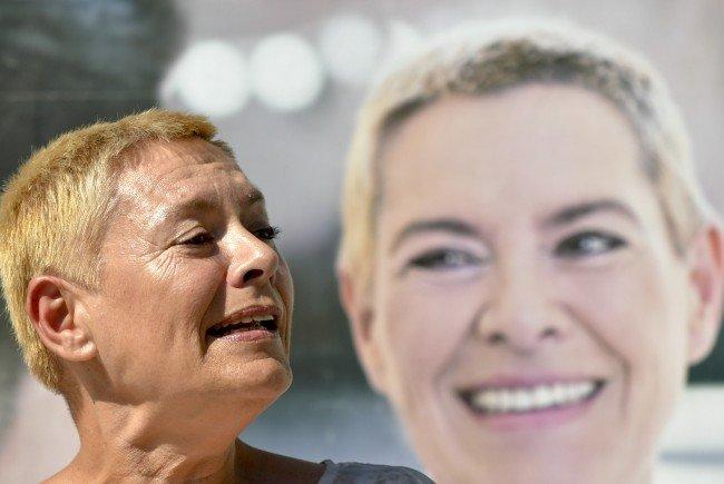 Die Spitzenkandidatin der Grünen warnt Unternehmer im zweiten Bezirk vor der FPÖ