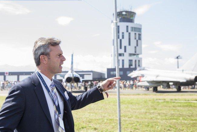 Für Norbert Hofer geht der Vorschlag von Außenminister Kurz zu weit