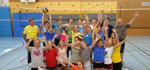 Spaß und Action pur beim 13. Sportcamp in Feldkirch