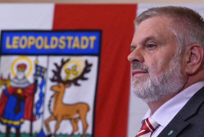 Karlheinz Hora trat als Spitzenkandidatin der SPÖ an.