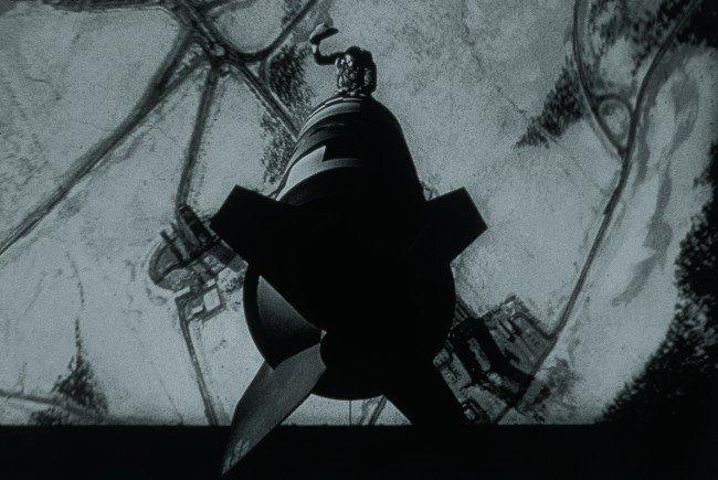 """Natürlich ebenfalls auf der Kubrick Werkschau zu sehen: Die fantastische Satire """"Dr. Seltsam - Oder: wie ich lernte, die Bombe zu lieben"""""""